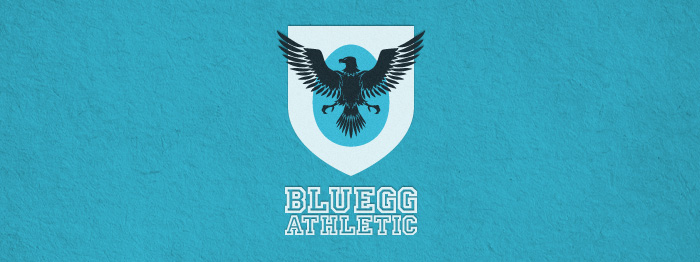 Bluegg Athletic Crest