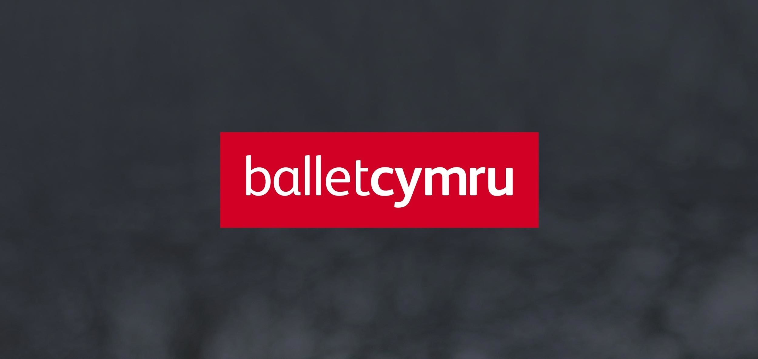 Image of the new Ballet Cymru logo