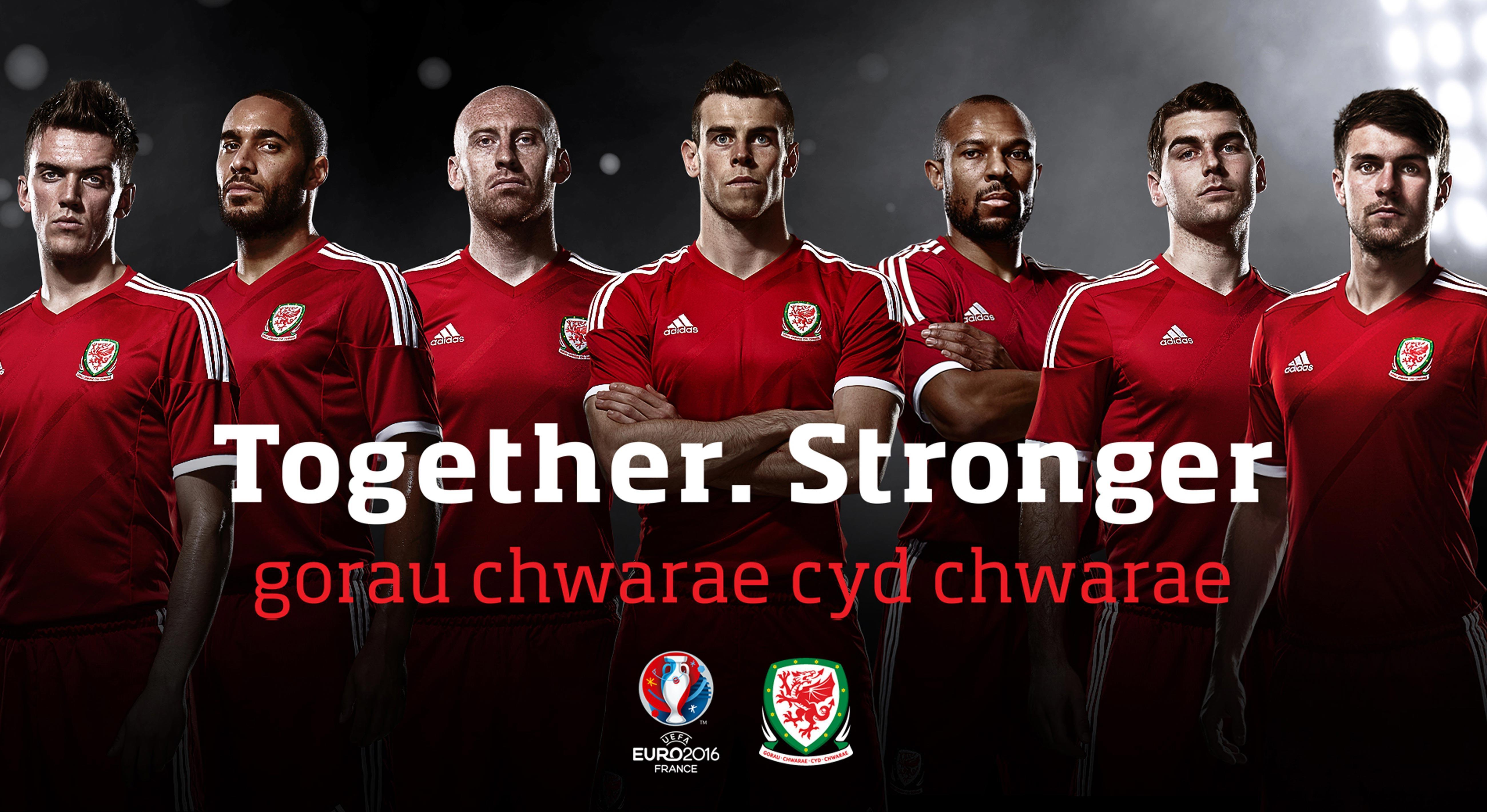 FAW Together Stronger campaign graphic